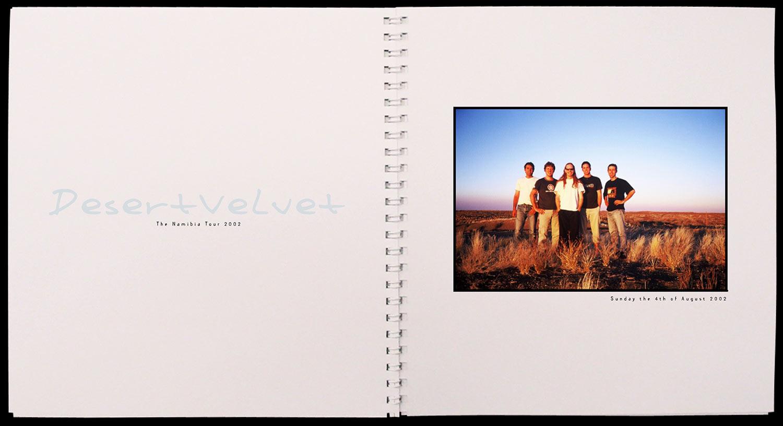 DV in the desert