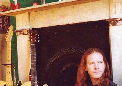 Al and a guitar