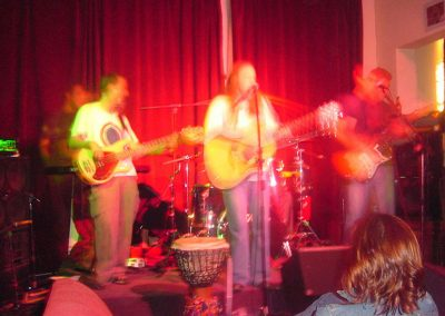 Live at the Armchair Theatre
