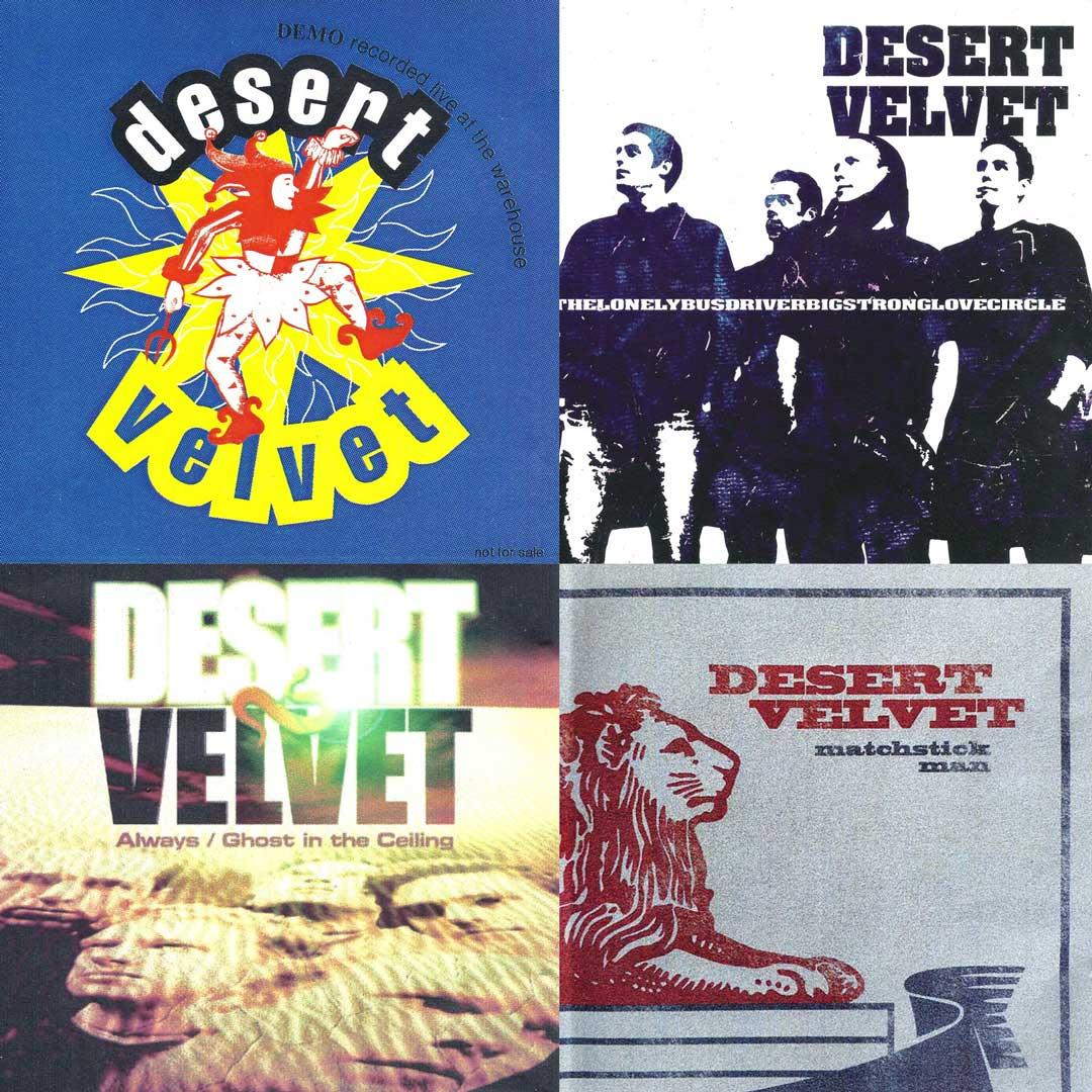 Desert Velvet Demo Covers